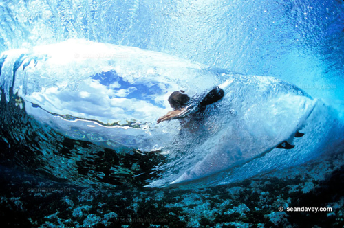 Surf Photography by Sean Davey