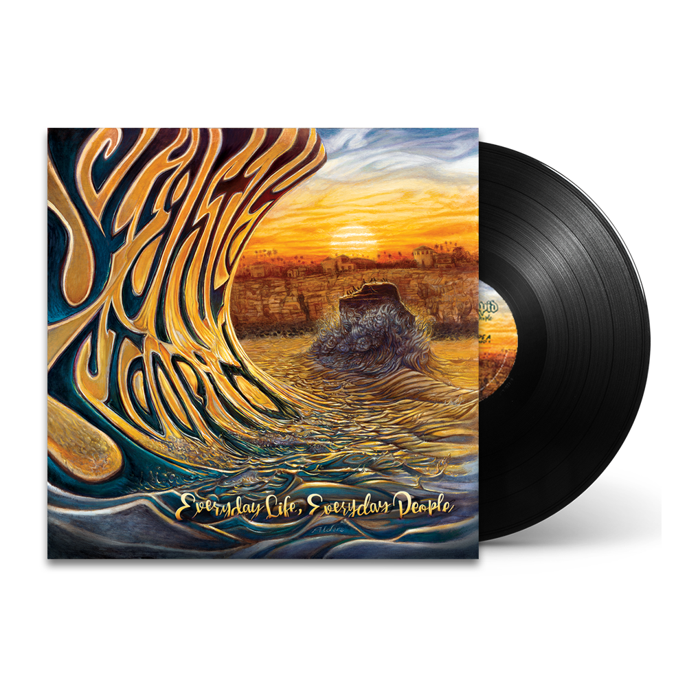 Slightly Stoopid's 2018 Album with art by Jay Alders