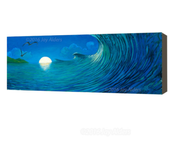Bali Triple Set Surf Artwork