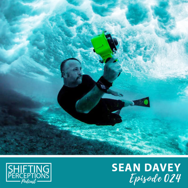 Sean Davey Surf Photographer - Shifting Perceptions Podcast Interview