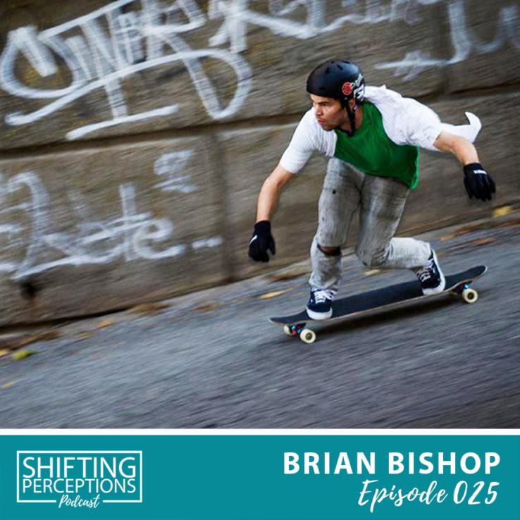 Podcast interview with pro skater and architect Brian Bishop