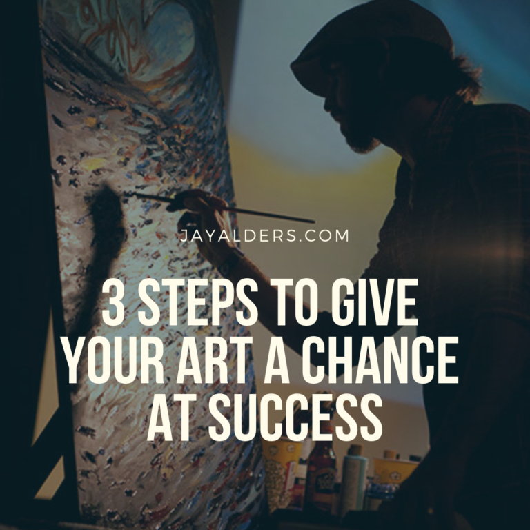 Give your art a chance at success