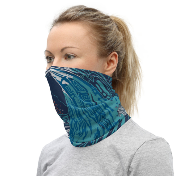 Jay Alders surf style facemask